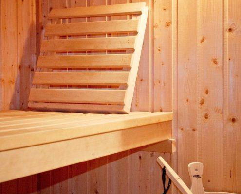Progettazione centri sauna pagina benessere