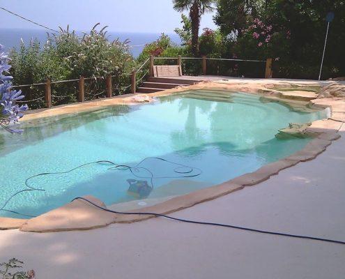 costruzione piscina interrata andora 8