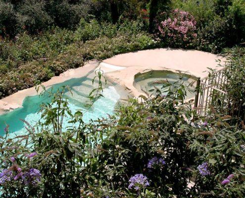 costruzione piscina interrata andora 5