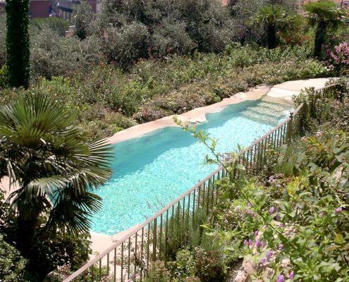 costruzione piscina interrata andora 4