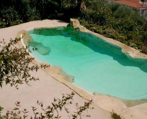 costruzione piscina interrata andora 2