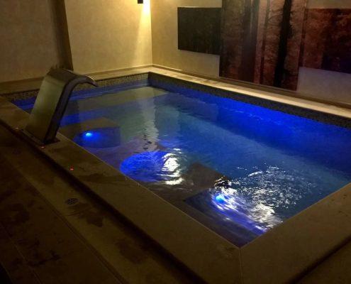 Costruzione piscine coperta Torino 04