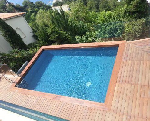costruzione piscina interrata montecarlo 04