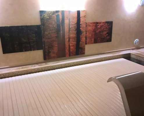 Costruzione piscine coperta Torino 13