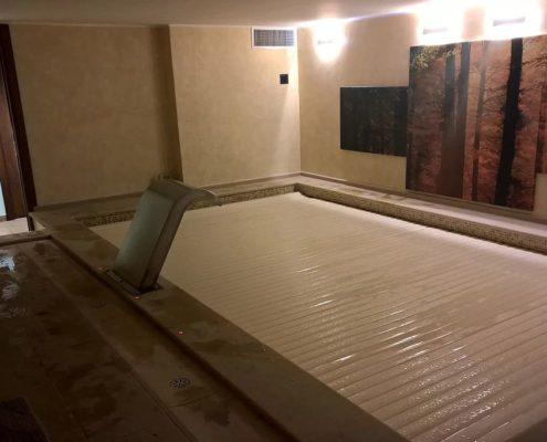 Costruzione piscine coperta Torino 17