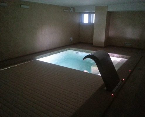 Costruzione piscine coperta Torino 12