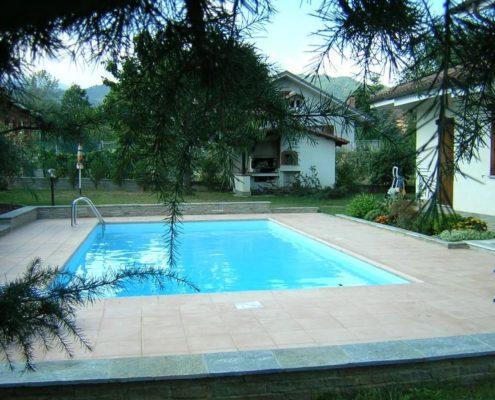 costruzione piscina interrata torino 06