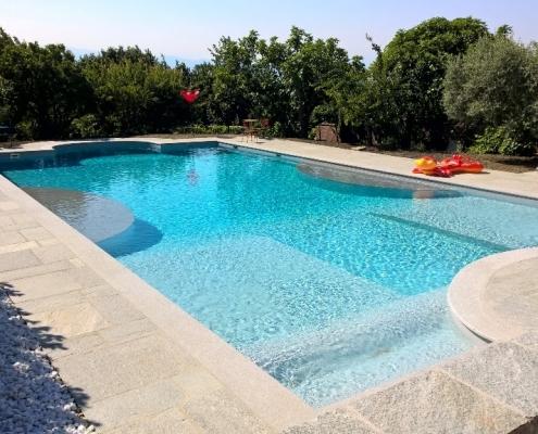 Costruzione piscine interrata Torino Sassi 05