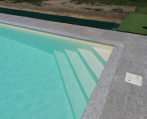 costruzione piscina interrata avigliana (TO) 4