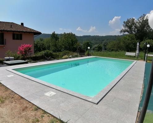 costruzione piscina interrata avigliana (TO) 2