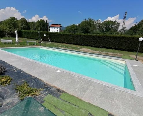 costruzione piscina interrata avigliana (TO) 10