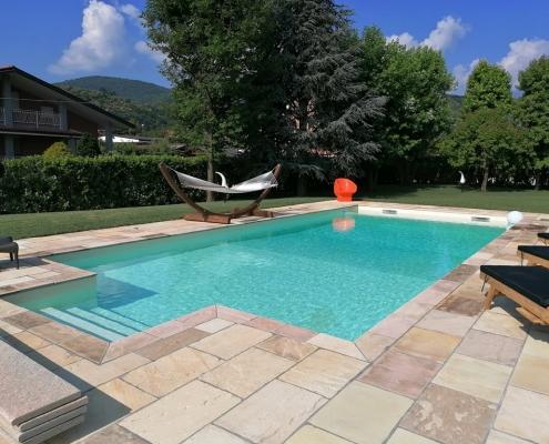 costruzione piscina interrata torino giaveno 02