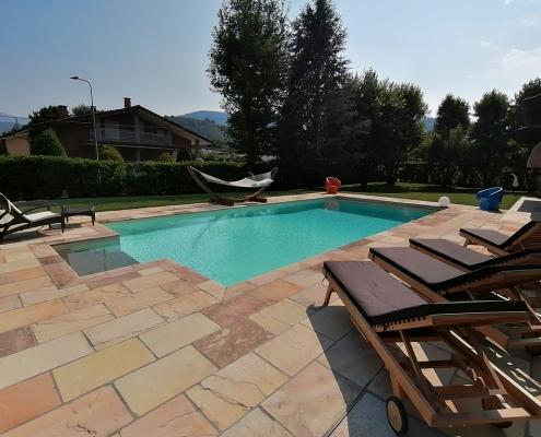 costruzione piscina interrata torino giaveno 12