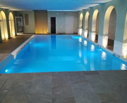 costruzione piscina coperta Alessandria 06