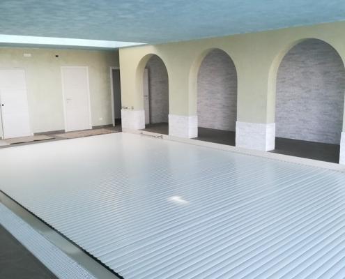 costruzione piscina coperta Alessandria 26