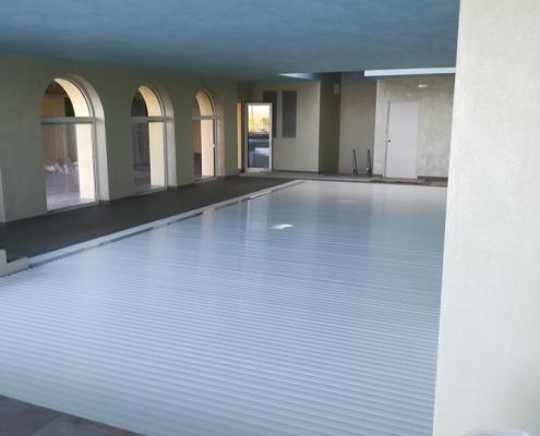costruzione piscina coperta Alessandria 25